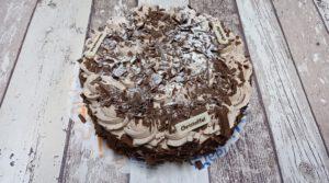 Christoffeltaart, bakkerij rob janssen, taarten, foto pagina, elsloo, Kerstdecoratie