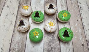 Kerstmuffins, gebak foto pagina, bakkerij rob janssen,elsloo